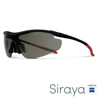 【Siraya】『專業運動』Siraya 運動太陽眼鏡 灰色鏡片 德國蔡司 ZETA