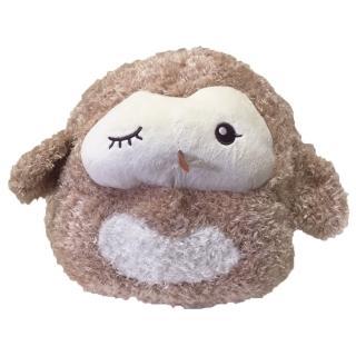 【BonBon naturel】可愛動物造型多功能暖手抱枕(暖手枕/抱枕/交換禮物)