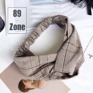【89 zone】法式古典奢華名媛氣質髮帶