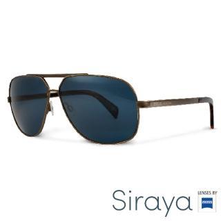 【Siraya】『經典入門』太陽眼鏡 德國蔡司 寬幅 CILA-CILA 鏡框