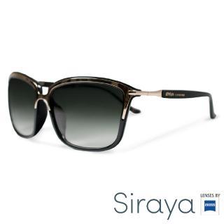 【Siraya】『百搭高雅』太陽眼鏡 膠框 方框 德國蔡司 KANA鏡框