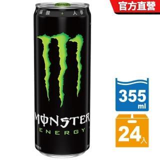【魔爪Monster Energy】魔爪能量碳酸飲料24入-355mLx24(提神醒腦釋放野性)