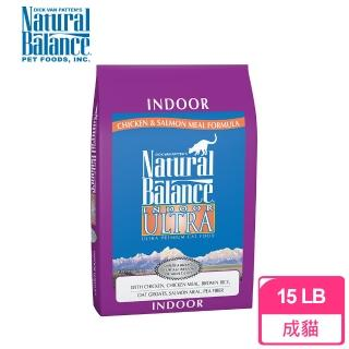 【Natural Balance】特級室內貓調理配方-15磅