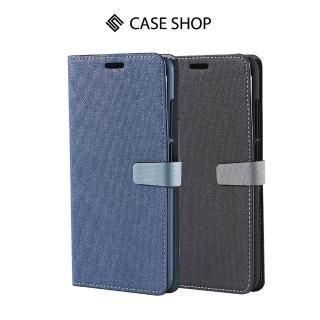 【CASE SHOP】紅米Note6 Pro 專用側掀站立式皮套(側掀收納式)