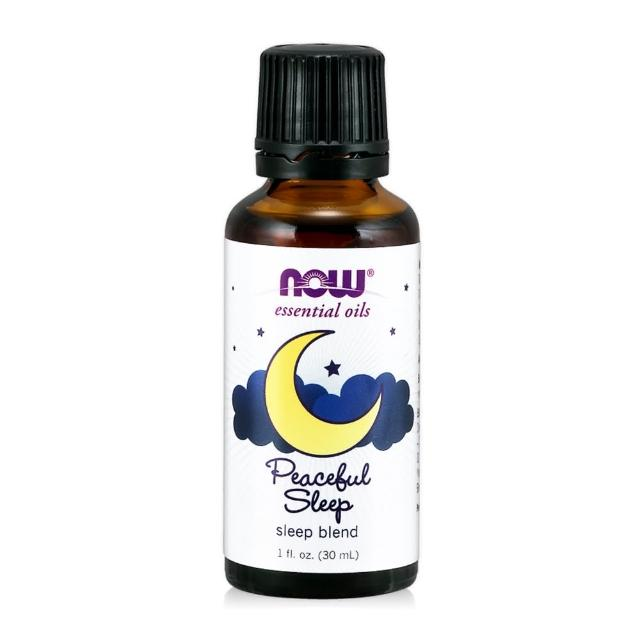 【NOW】Peaceful Sleep Oil Blend 晚安舒眠精油(30ML)