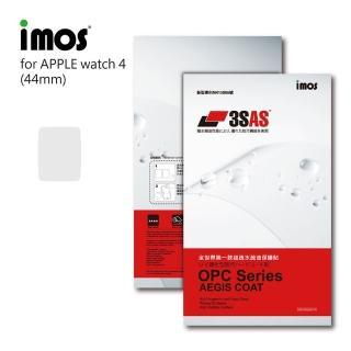 【iMos】Apple Watch series 4(3SAS 螢幕保護貼)