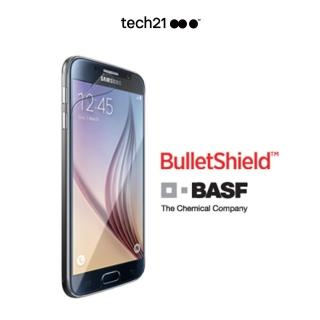 【tech21】英國Tech21超衝擊防撞抗刮修復螢幕保護貼-Samsung S6