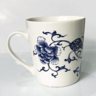 【青花皇后楊莉莉】生肖杯-蛇(花蛇綿延)