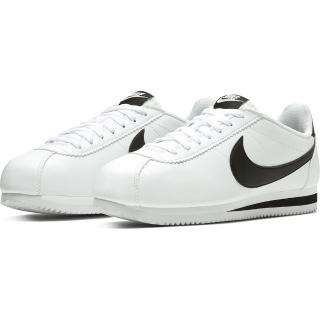 【NIKE 耐吉】阿甘鞋 跑鞋 女款 WMNS CLASSIC CORTEZ LEATHER(807471101)
