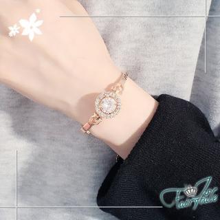 【伊飾童話】燦爛之眼*鋯石玫瑰金手環手鍊