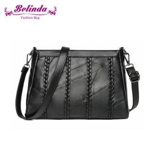 【Belinda】格維娜編織羊皮側背包-兩款