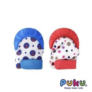【PUKU藍色企鵝】Baby GaGa拳擊手套(含收納盒)