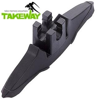 【台灣製造Takeway】鉗式腳架T1底座T-S01(鉗式腳架底座