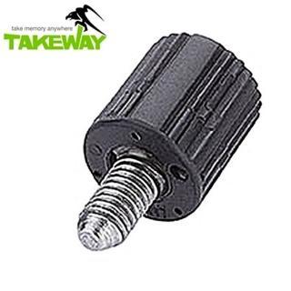 【台灣製造Takeway】鉗式腳架T1快拆旋紐T-RK01/