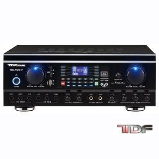 【TDF】多功能數位流錄放音擴大機(HK-260RU)