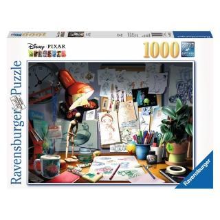 【德國Ravensburger】皮克斯工作室 - 1000片(維寶拼圖)