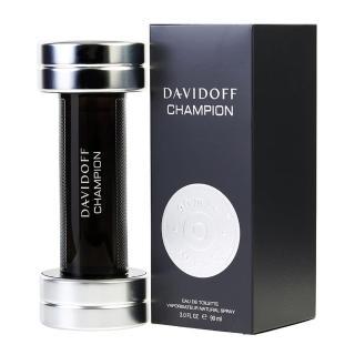 【Davidoff】Champion 王者風範男性淡香水(90ml)