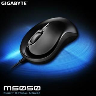 【GIGABYTE 技嘉】M5050鏡面美型有線滑鼠