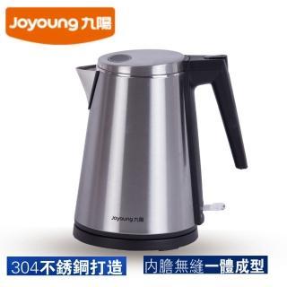 【九陽JOYOUNG】雙層不鏽鋼快煮壺K15-F1M