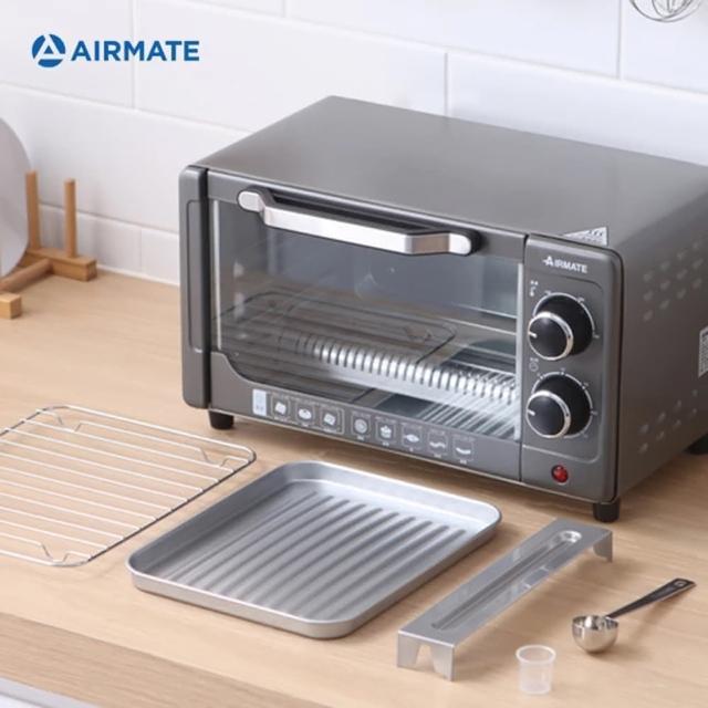 【AIRMATE艾美特】9公升蒸氣旋風烤箱KTF-1009