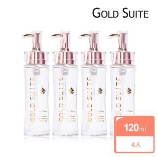 【GOLD SUITE】櫻之粹深層淨化潔顏油 破盤4件組