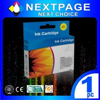 【NEXTPAGE 台灣榮工】EPSON T038/T038150 黑色 相容墨水匣(適用 STYLUS 41/C43/C45/CX1500)