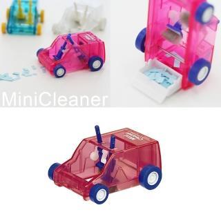【MIDORI】Mini Cleaner清潔小車(粉紅)