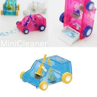 【MIDORI】Mini Cleaner清潔小車(藍)