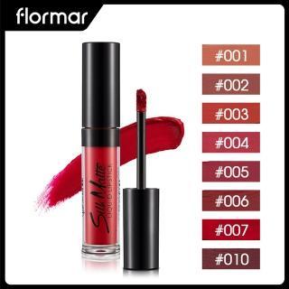 【法國 Flormar】絲絨霧面唇釉(8色)