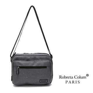 【Roberta Colum】質感嚴選防潑水側背斜背小包-共2色