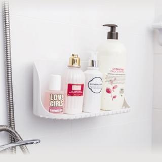 【3M】無痕防水收納-浴室置物架