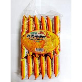 【上好佳】原味鮮蝦條(90g.18小包)