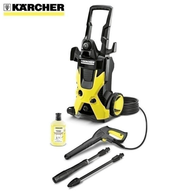 【KARCHER 凱馳】旗艦型高壓清洗機 Karcher K5 德國凱馳台灣公司貨