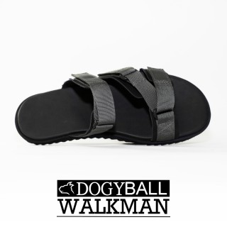 【DOGYBALL】Dogyball簡單穿搭 輕鬆生活 簡約羅馬涼拖鞋 城市灰(可調整式涼拖鞋 實穿好搭配 台灣製造)