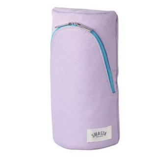 【SONIC】直立式筆袋-紫FD-7041(日本品牌鉛筆盒/筆袋/化妝包)