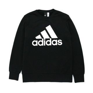 【adidas 愛迪達】ESS LIN OH HD 男女款 連帽上衣 帽T 黑色(S97081 & BR4747)