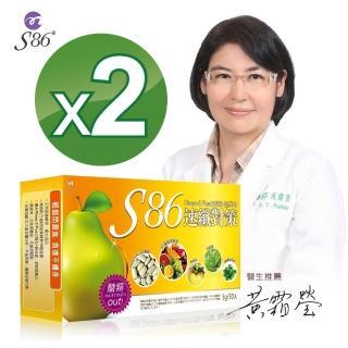 【S86】日韓專利益菌速纖酵素2盒入(黃霜瑩醫生推薦)