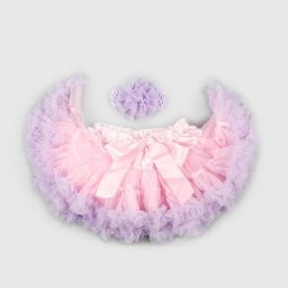 【日安朵朵】女嬰兒童雪紡蓬蓬裙 - 拇指姑娘(寶寶女童澎裙禮服)