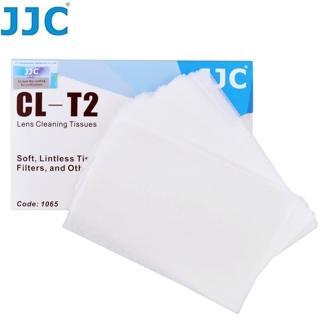【JJC】鏡頭拭鏡紙CL-T2(50頁/本;棉紙適清潔顯微鏡放大鏡UV濾鏡保護鏡望遠鏡眼鏡螢幕)/
