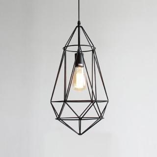 【Honey Comb】工業風金屬單吊燈(GM-1241)