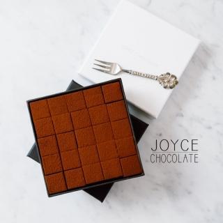 【Joyce Chocolate】日本超夯醇苦85%生巧克力禮盒(25顆/盒 共2盒)