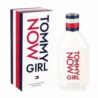 【Tommy Hilfiger】Tommy NOW Girl 即刻實現女性淡香水(100ml)
