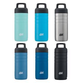 【德國Esbit】鋼硬系列-廣口真空瓶450ml(外出型雙層真空咖啡杯)