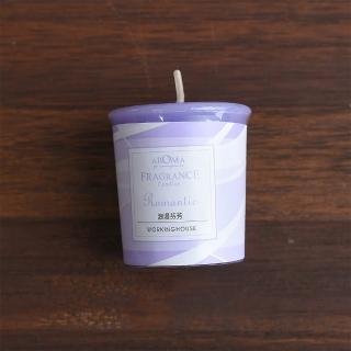 【生活工場】浪漫芬芳許願蠟燭