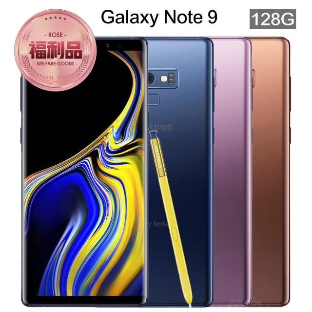 【SAMSUNG 三星】拆封新品 Galaxy Note 9(6G/128G)