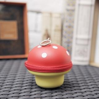 【生活工場】supercute蘑菇鑰匙包