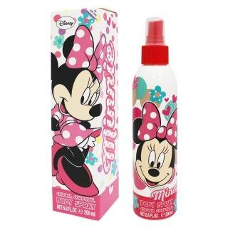 【Disney 迪士尼】Minnie 甜心米妮 香水身體噴霧(200ml)