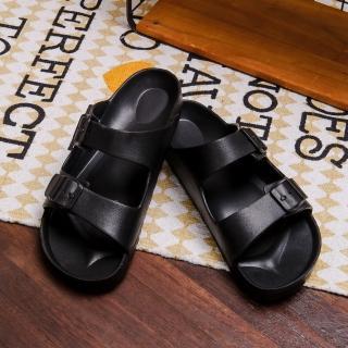 【生活工場】【618品牌週】EVA室外休閒鞋 極致黑