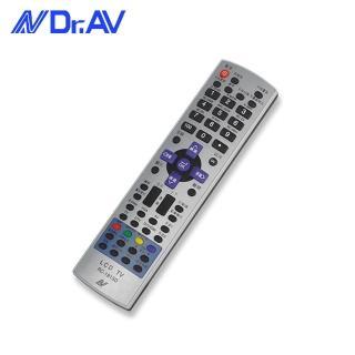【Dr.AV 聖岡科技】RC-1813西屋/吉普生液晶電視專用遙控器(盒裝)