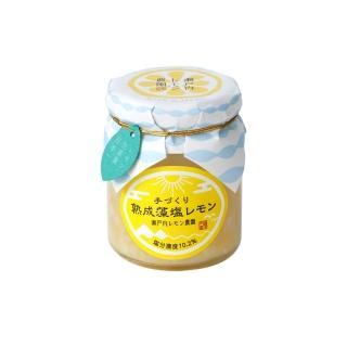 【日本瀨戶內檸檬農園】熟成藻鹽漬檸檬 120g